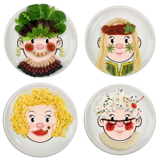 The Fred u0026 Friends FOOD FACE Kidsu0027 Dinner Plate is on sale for $8.84. This ships FREE with Amazon Prime. Try Prime for free by heading HERE.  sc 1 st  One Hundred Dollars a Month & Kindle Books Tribe Bracelets 18 Rabbits Cozy Slippers Pumpkin ...