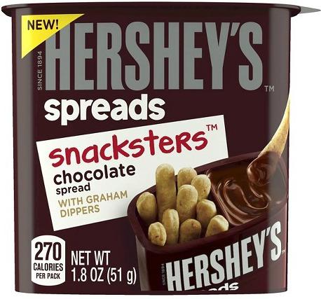 Hersheys or Reeses Snackster