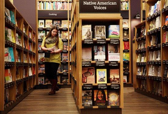 amazon bookstore