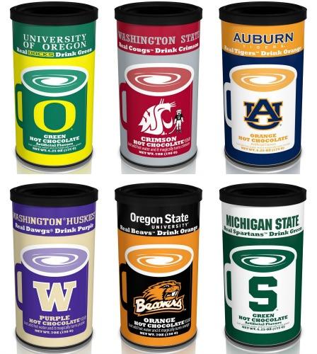 college hot cocoa mixes