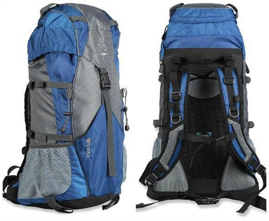 mountain gear backpack
