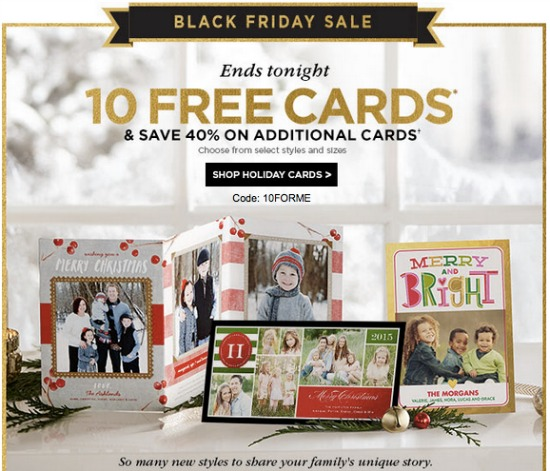 Amazon deals archives page 8 of 150 one hundred dollars a month get 10 free customizable cards when you use promo code 10forme at checkout at shutterfly this deal is good on the 68 57 55 48 flat 57 folded fandeluxe Gallery