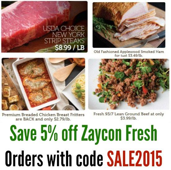 zaycon discount