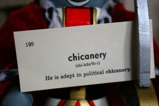 Chicanery