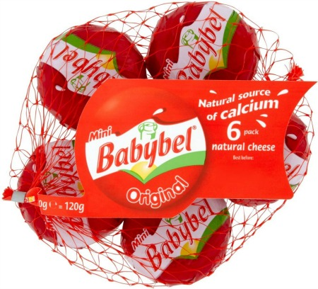 Mini Babybel cheese coupon