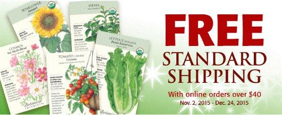 botanical interests free shipping