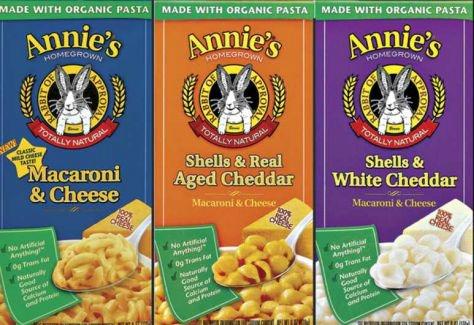Annies Mac Cheese