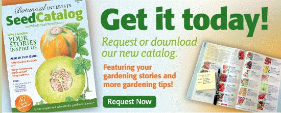 botanical interests seed catalog