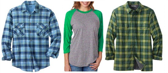 quilted flannel shirts