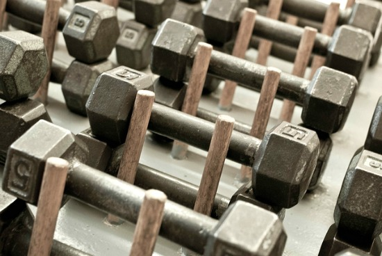 weights dumbells