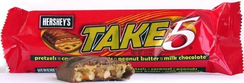 take 5 bar