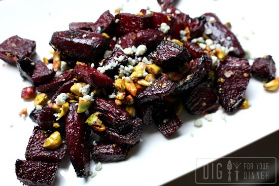 Roasted-Beets-Tossed-in-Balsamic-Vinegar-with-Pistachios