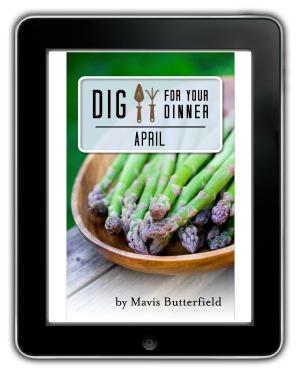 april ebook dig for your dinner
