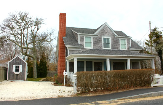 cape cod style house chatham