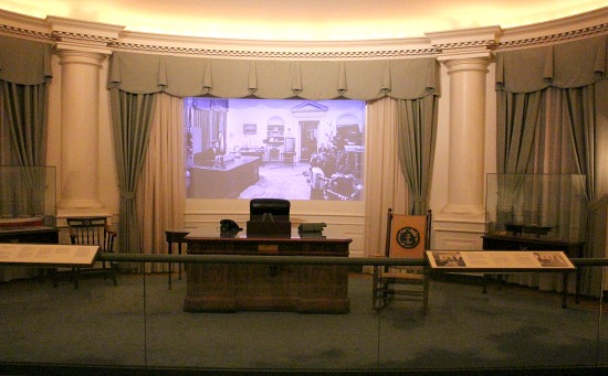 kennedy oval office