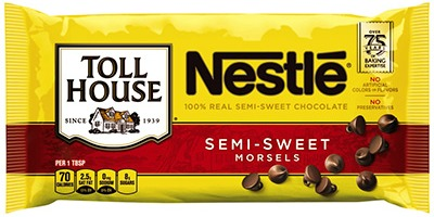 nestle chocolate chips
