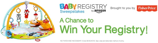 Amazon-Baby-Registry-Sweepstakes-4-4-16-2