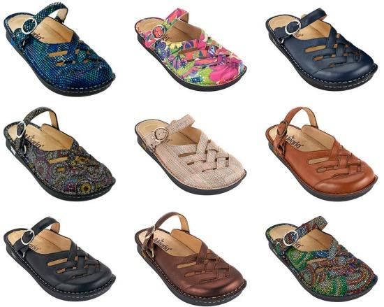 allegra sandals