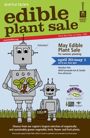 edible plant sale