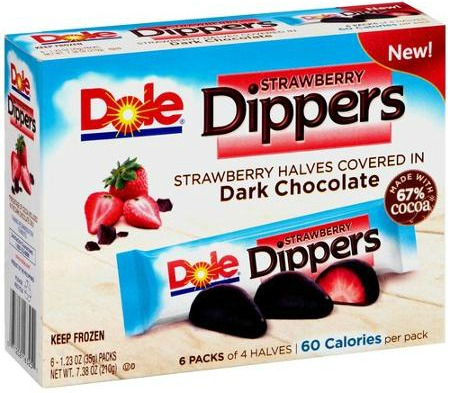 DOLE Dippers coupons