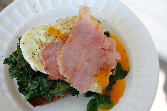 egg sandwhich