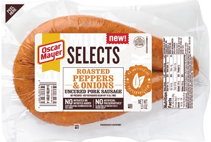 oscar mayer selects coupons