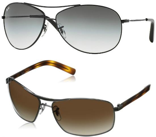 ray ban aviator glasses