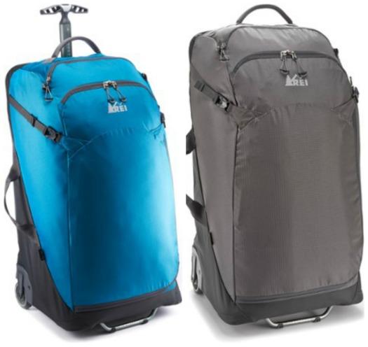 rei luggage