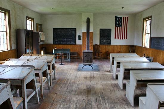 school school house