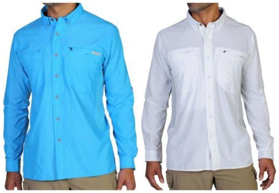 ExOfficio TriFlex Hybrid Long-Sleeve Shirt