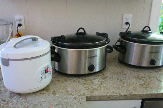 crock pots
