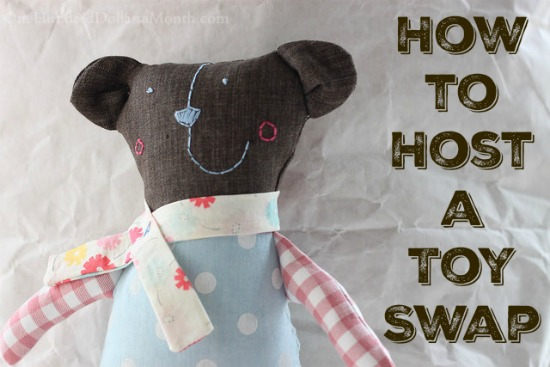 how-to-host-a-toy-swap