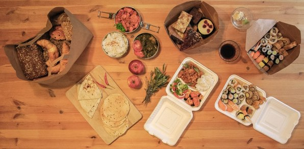 Buy Discounted Restaurant Leftovers W New App One Hundred Dollars
