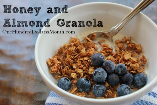 honey-and-almond-granola-recipe