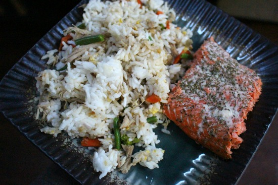 salmon-and-rice