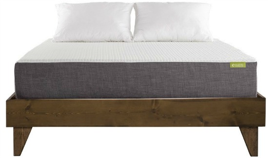 Cute Amazon Deal of the Day for u Platform Bed Frame u Made in the USA w North American Pine starting at shipped