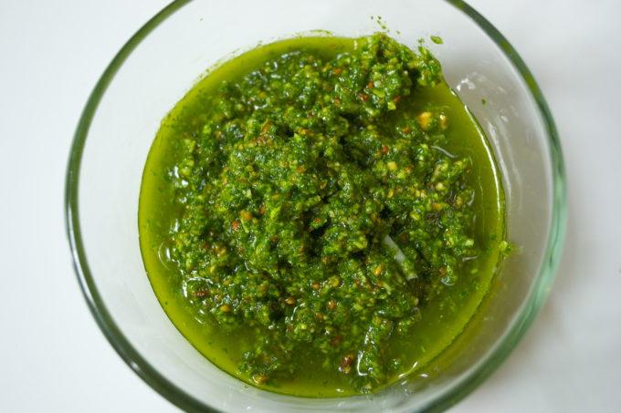 Broccoli Rabe Pesto