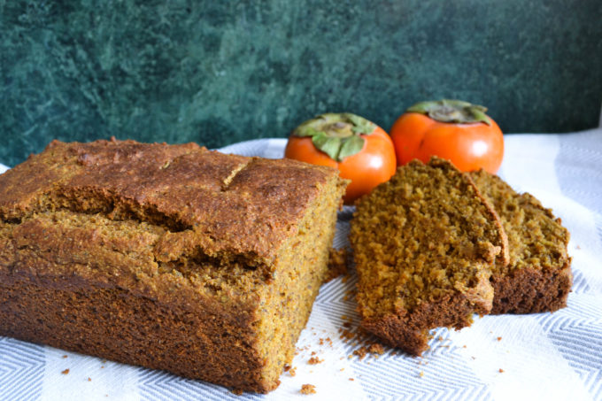 Healthy Persimmons Bread Recipe