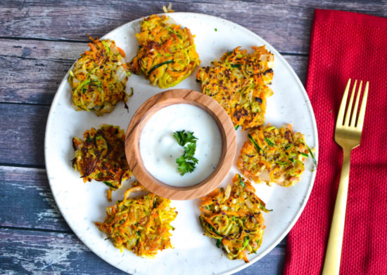 Healthy Latkes: A Holiday Twist