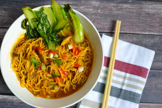 Healthy Ramen Soup Made Simple