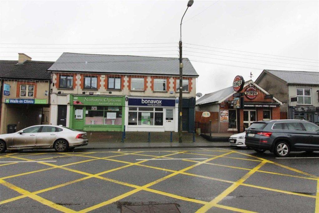 Commercial Unit, Moorefield Road, Newbridge, Co. Kildare.