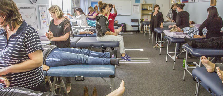 Kinesiology Workshops - O'Neill Kinesiology College