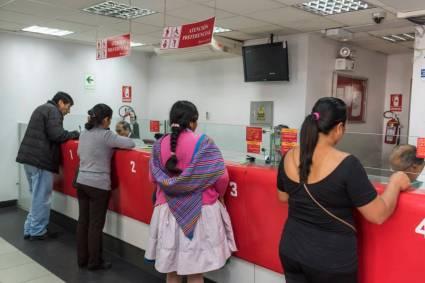"""Banco de la Nación refuerza campaña """"Agencias al Día"""" para que beneficiarios del Yanapay acudan a agencias con menor afluencia"""