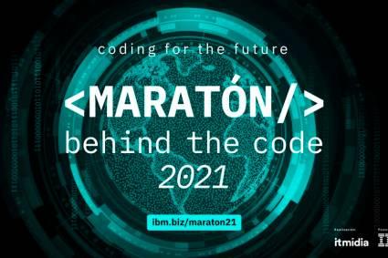 IBM lanza en Latinoamérica la tercera edición de la Maratón Behind the Code, junto con empresas de software e integradores de sistemas