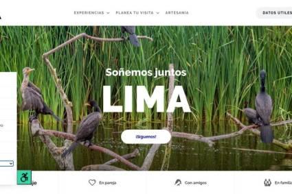 Municipalidad de Lima presenta web turística accesible para personas con discapacidad visual