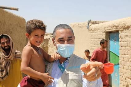 Declaración de la directora ejecutiva de UNICEF, Henrietta Fore, sobre los niños no acompañados y separados evacuados de Afganistán