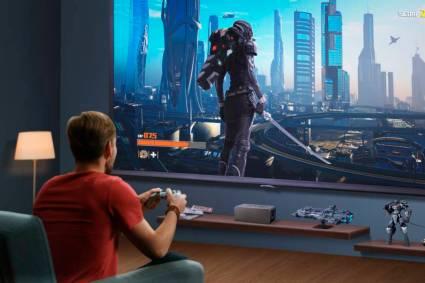 Gaming: ¿Qué debe tener un proyector para llevar tu experiencia a un siguiente nivel?
