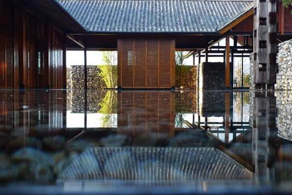 featured posts image for Beautiful zen house with dramatic views