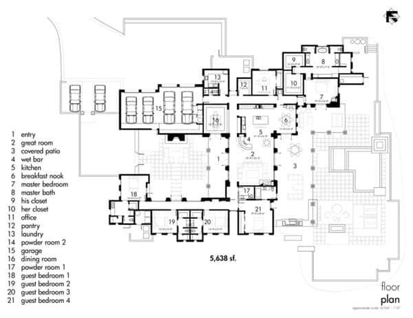 Whisper Rock Residence-Tate Studio Architects-25-1 Kindesign