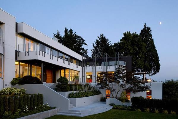 featured posts image for Mercer Island residence becomes open and functional home